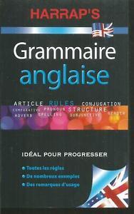 Harrap's grammaire anglaise. 2012 RD5