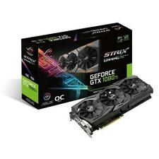 ASUS ROG Strix GeForce GTX 1080 Ti OC 11GB GDDR5X Graphics Card