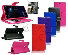 Unifarbene Huawei P10 Lite Handyhüllen & -taschen aus Leder für das