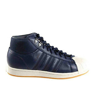 Adidas Kids Pro Model Superstar HI Basketball Sneakers - BB9064