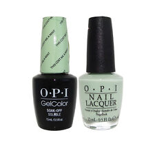 "OPI GelColor Soak-Off Gel Polish + Nail Lacquer ""This Cost Me A Mint #GCT72"""