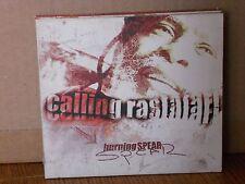 BURNING SPEAR - CALLING RASTAFARI - CD USATO 1999