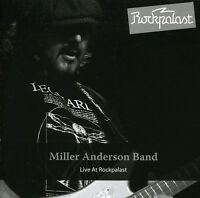 Miller Anderson Band - Live at Rockpalast 2010 [New CD]