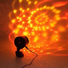 Car Music Rhythm Sound Disco DJ Stage Interior Light LED RGB Ball Lamp USB Trig