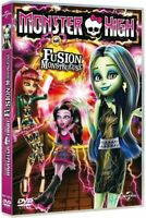 Monster High - Fusion monstrueuse DVD NEUF SOUS BLISTER