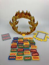 Domino Rally Racing replacement dominos and fire ring parts Lot Of 32 Bricks