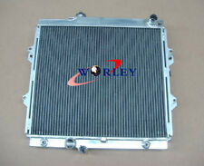 3 Core Aluminum Radiator for Toyota Hilux RZN149R RZN169R RZN174 97-05 2.7L
