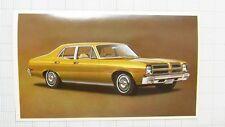 1971 Pontiac Ventura II postcard