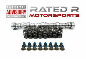 BTR Chevy Truck LS Stage 4 Cam Kit Brian Tooley Camshaft Springs 4.8 5.3L 6.0L