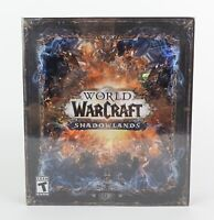 IN HAND! World of Warcraft: Shadowlands Collector's Edition PC ~ Ships Today!