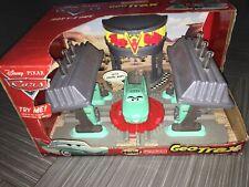 GeoTrax Cars Fisher Price Flo's V8 Cafe P7587 Disney Pixar New In Box