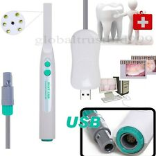 CE FDA USB Dental Intraoral Intra Oral Camera 6 led lamps LIGHT SONY CCD