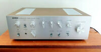 Yamaha CA-600 Integrated Amplifier, Professionally Cleaned & Serviced