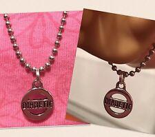 "18"" Doll Sized Bracelet & Necklace Type 1 Diabetes Medical Alert 50% Donation"