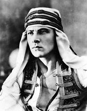 8x10 Print Rudolph Valentino The Sheik 1921 #RV8733