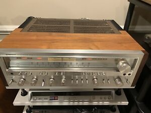 PIONEER SX-1250 VINTAGE STEREO RECEIVER - SERVICED - CLEANED - TESTED - 160 WPC