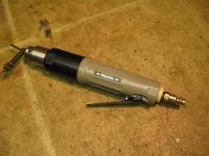 """Dotco 15L1089-38 600 RPM 1/4"""" Inline Air Pneumatic Drill"""