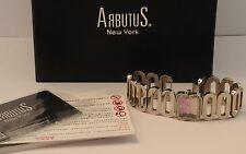 Arbutus Ladies Watch - AR 0062_VSC  -In Box Stainless Steel with Diamonte Detail