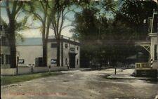 Hyannis Cape Cod MA Idle Hour Theatre c1910 Postcard #3