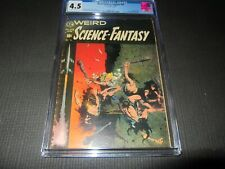 Weird Science Fantasy 29 CGC 4.5, Frank Frazetta Cover (EC 1955)