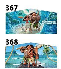 Moana 1pc 13x13/15x15 Inflatable Jumper Banner Art Panel-no Bounce House 14oz