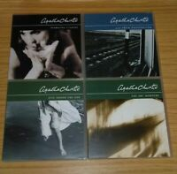 Agatha Christie Selection of 4  Audio Book on cd - All Brand New - Set C