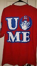 John Cena Wrestling Graphic Design T Shirt Size Large
