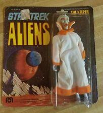 rare vintage 1975 star trek aliens the keeper moc mego