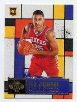 2016-17 Court Kings BEN SIMMONS Rookie Card RC #176 * LEVEL 4 IV * SSP SP 76ers