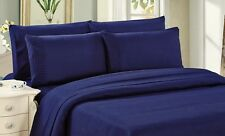 Bamboo Living Eco Friendly Egyptian Comfort Bamboo 3 Pieces Duvet Cover Set