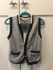 Hugo Boss Boys Knit Vest Size 8