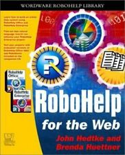 Robohelp for the Web (Wordware Robohelp Library)