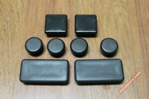 Honda Pioneer 500 Frame Caps / Plugs, Protect frame with this 8 cap set.