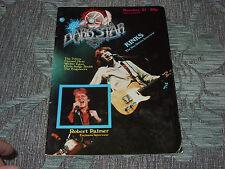 Dark Star Magazine  No 21  1979  Kinks, Tubes, Robert Palmer, Canned Heat