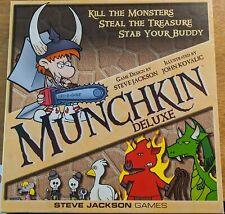 Munchkin Deluxe (AH4)