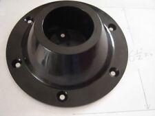 Rv surface mount pedestal Table Leg Base black Plastic *S37