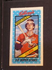 1980 Kelloggs 3-D Jack Clark #57 Giants NM/MT 002