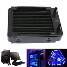 1Pc 120mm Aluminum Computer Radiator Water Cooling Cooler Fans for CPU Heatsink