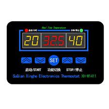 W1411 Termostato digitale controllore di umidità della temperatura uovo incubatore L&6