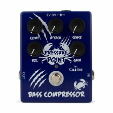 Caline CP-45 Point De pression Bass Compressor Pédale d'Effets Guitare