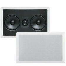 NEW MTX inwall Center Speaker.Wall Flush Mount.Home Audio Theater Middle Sound.