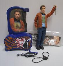 1999 McFarlane Austin Powers Scott Evil Loose & Complete Figure & Accessories