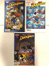 DuckTales #1 2 3 Comic Book Set Kaboom! 2011