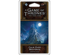 GAME OF THRONES THE CARD GAME LCG CALM OVER WESTEROS CHAPTER PACK
