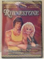 Rhinestone (DVD, 2013) Sylvester Stallone, Dolly Parton / REGION 1 / NTSC / New!