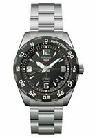 Seiko Men's SRPB81K1 Silver Stainless-Steel Automatic Fashion Watch