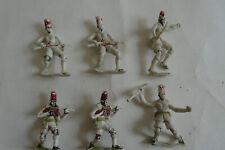 Vintage Cherilea King's African Rifles Kar Plastic Soldiers 60mm