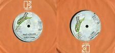 DISCO 45 GIRI       CARLY SIMON ‎– HALF A CHANCE // LIBBY