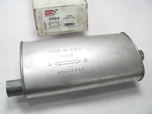 Ap Exhaust 2054 Exhaust Muffler Rear 1988-90 Volvo 760 780 1988-92 740 91-95 940