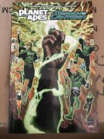 PLANET OF THE APES / GREEN LANTERN TPB Boom & DC Comics Collects #1-6 TP